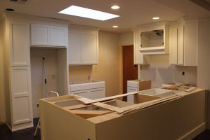 New House Update: Kitchen Cabinets