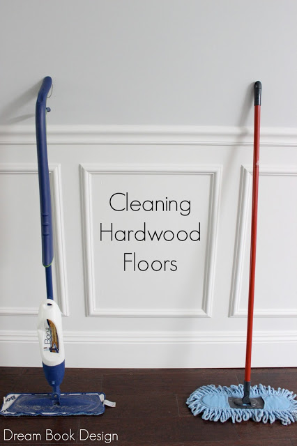best way to clean hardwood floors - The Best Way To Clean Hardwood Floors - Dream Book Design