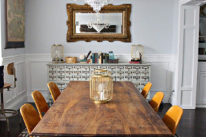 Dining Room Reveal!