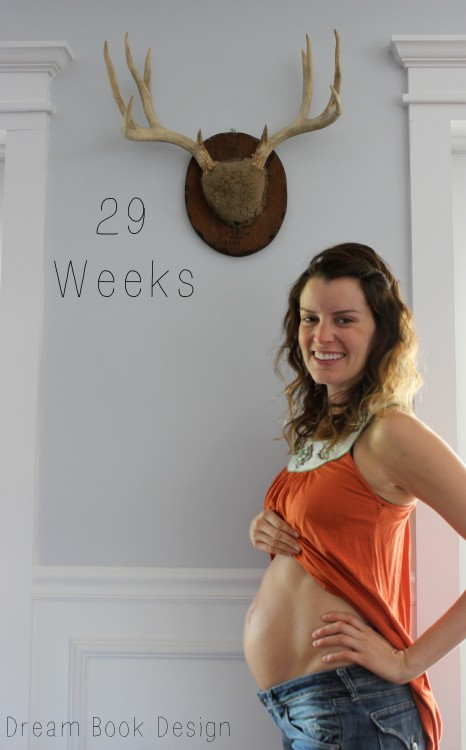 29 weeks pregnant belly #29weekspregnant #29weeks #pregnancy