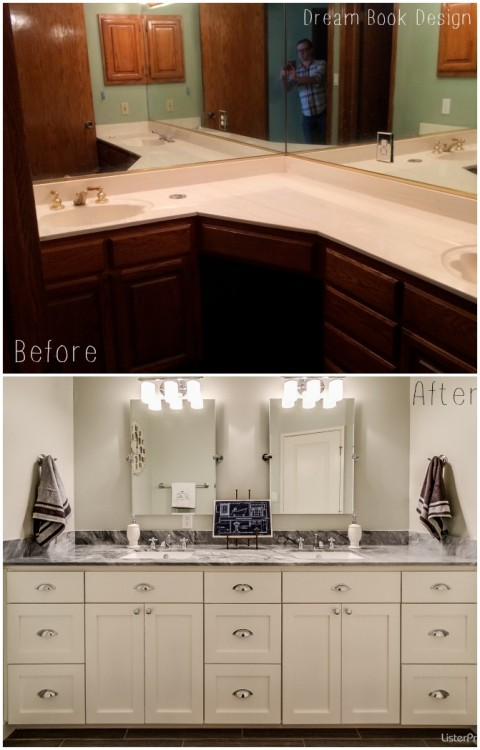 bathroommakeover