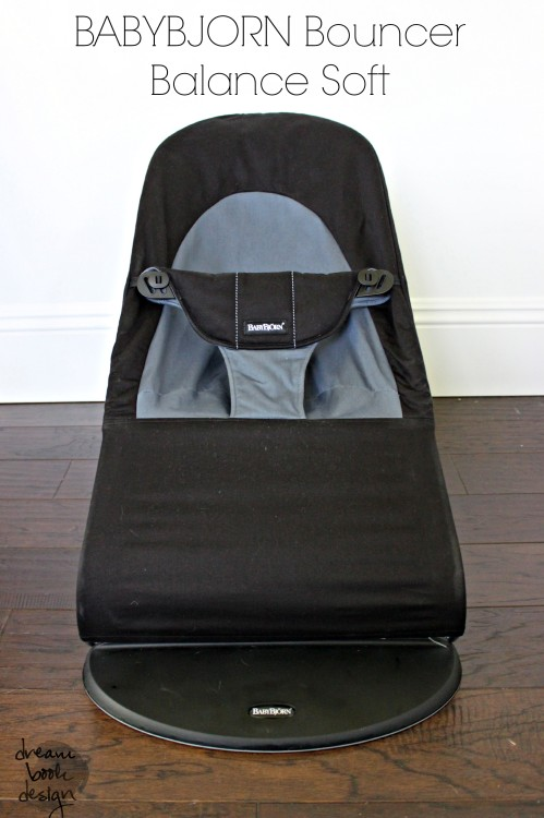 BABYBJORN bouncer balance soft review