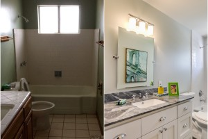 Guest Room + Bath Remodel