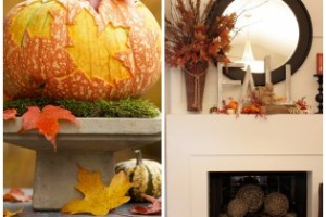 16 Fall Crafts + Food + Decor