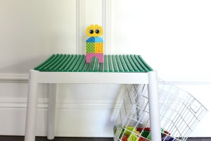 DIY Kids Lego Table with Elmer's Probond Advanced