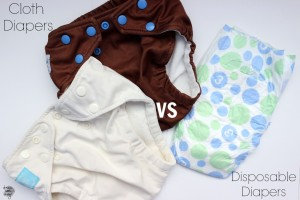 To Cloth Diaper Or Not & A $100 Target Giveaway!