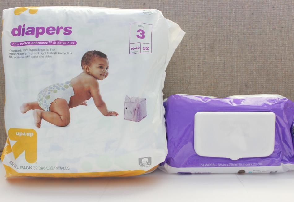 target brand diapers review