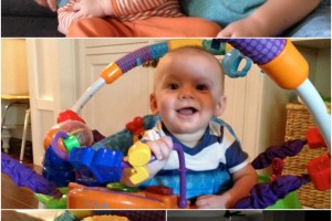 5 and 6 Month Baby Update