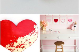 Valentines Day Decor + Printable Roundup