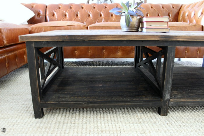 A Farmhouse Style Coffee Table Dream Book Design