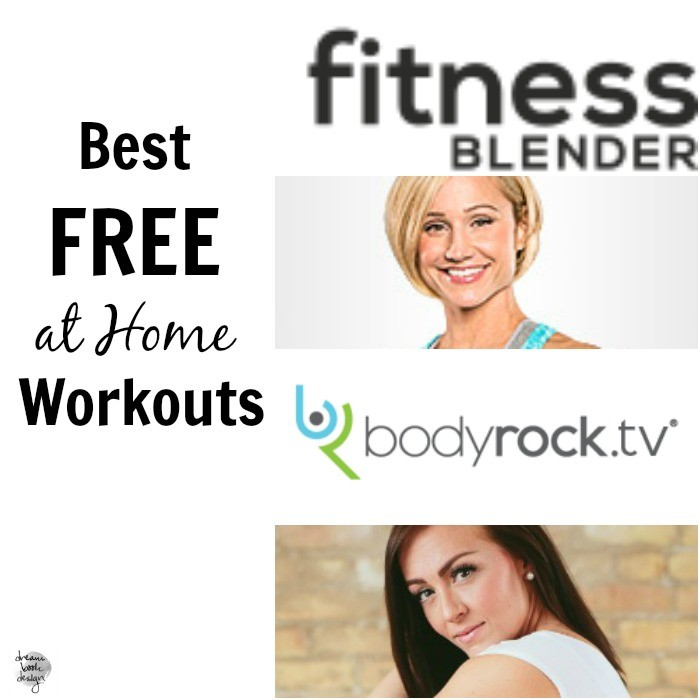 free at home workouts