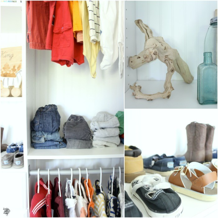 kids organized closet HD