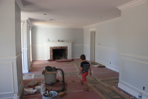 Flip It Friday – Double Dormer Wainscoting And More