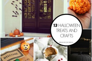 13 Halloween Treats and Crafts