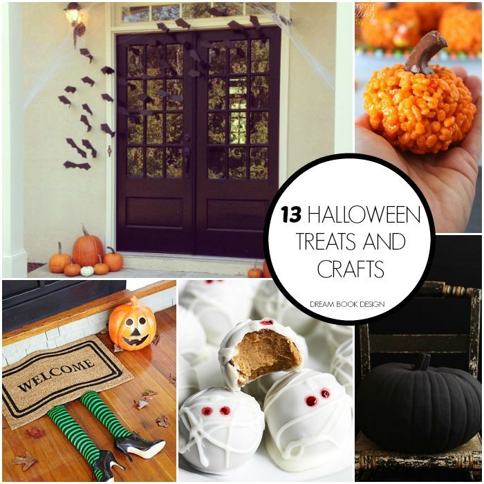 halloween treats and crafts