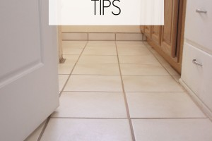 3 Best Tile Cleaning Tips