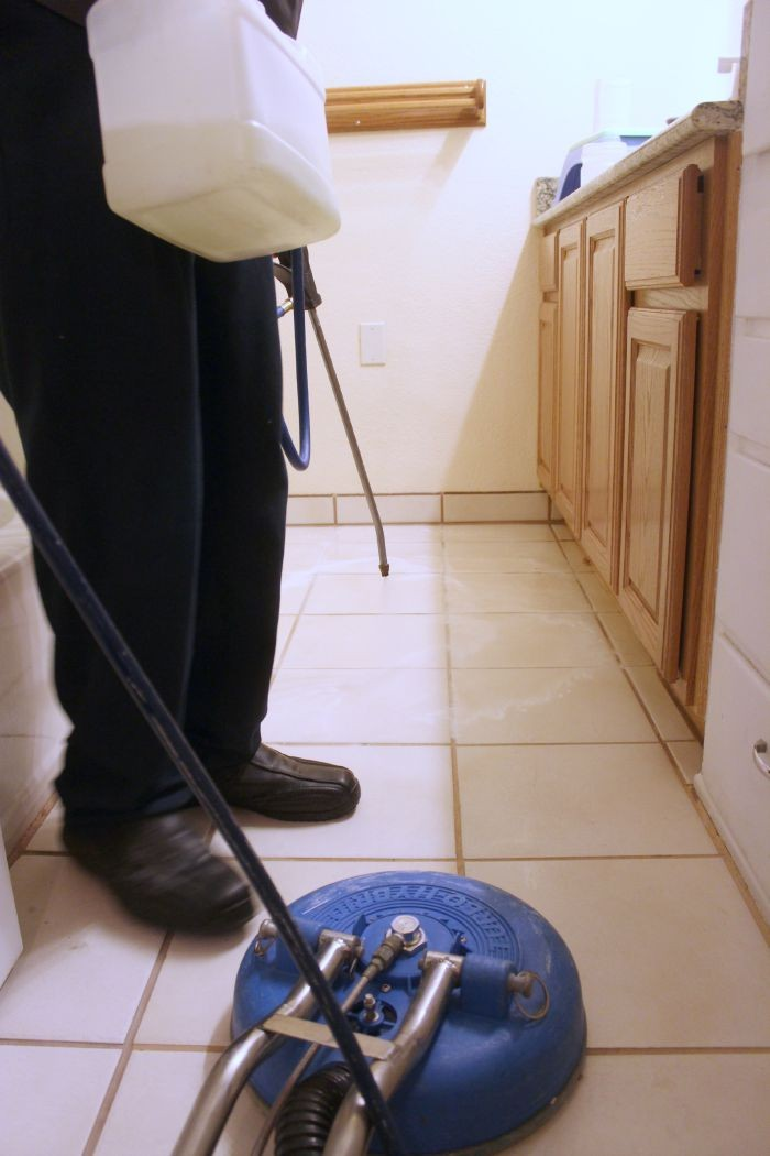 zerorez tile cleaning