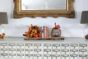 A -REAL- Fall Home Tour