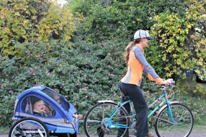 Schwinn Double Bike Trailer Giveaway!