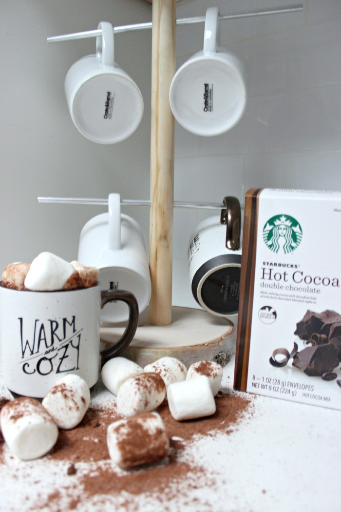 diy coffe cup holder