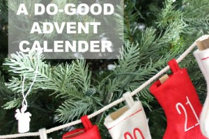 A Do-Good Advent Calendar