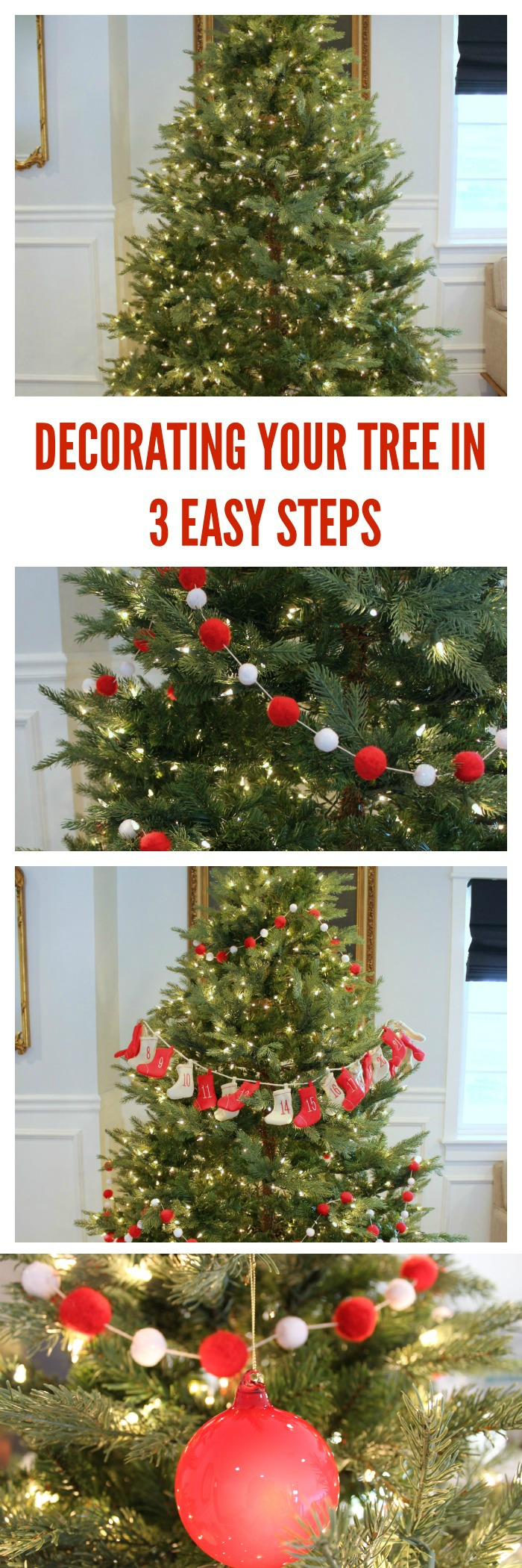 How To Decorate A Christmas Tree Dream Book Design