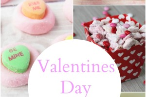 Valentines Day Recipe Roundup!