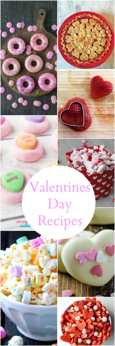 valentines day recipes