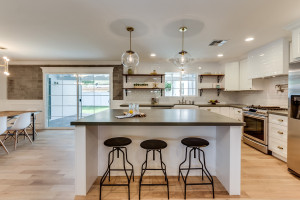Guest House Flip Kitchen Reveal