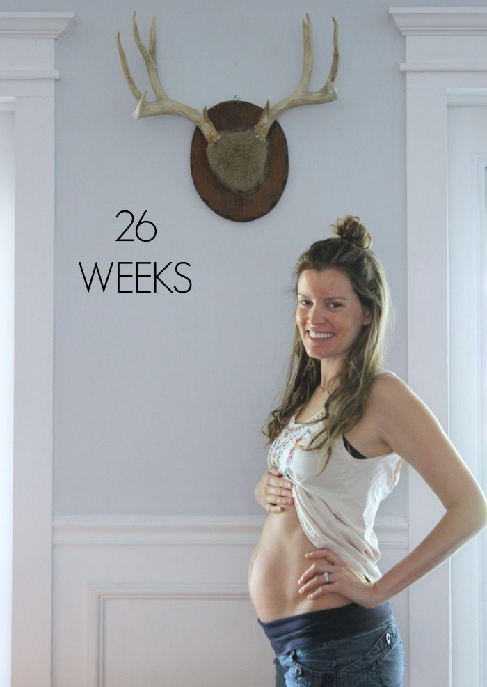 26 Weeks Pregnant - Dream Book Design