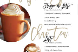 Fall Drinks Recipes